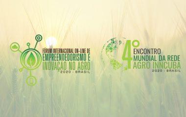 Eventos destacam inovação e empreendedorismo no agro