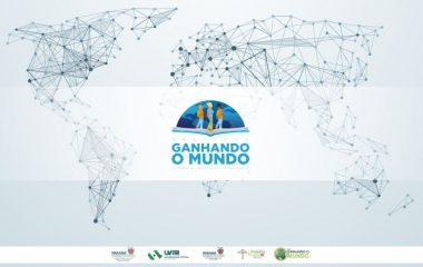 Curso de formação do Ganhando o Mundo tem aula inaugural
