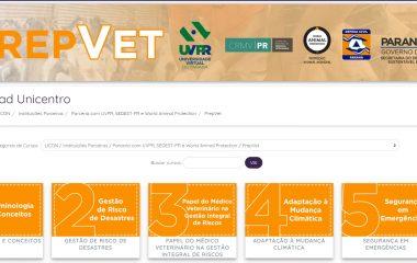 Abertas inscrições para curso sobre manejo de animais em situação de desastres