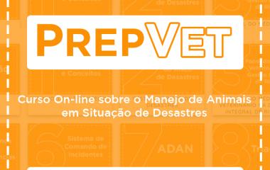 Curso PrepVet conta com 2.100 inscritos de todo o país
